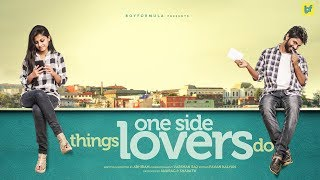 Download Things One Side Lovers Do   Ft. Satyadev   Boy Formula   ChaiBisket Video