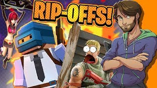 Download WORST Fortnite & PUBG RIPOFF Games (Battle Royale Bootlegs) - SpaceHamster Video