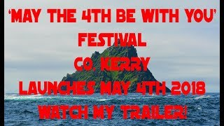 Download The first official Star Wars Festival in Ireland MAY 4TH 2018 Video