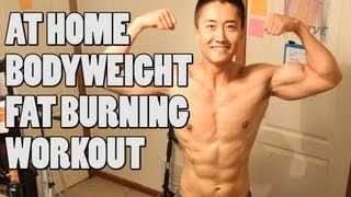 Download 15 Minute At Home Workout for Men No Weights - INFERNO Video