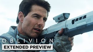 Download Oblivion | Tom Cruise Gets Attacked by a Drone Video