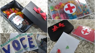 Download DIY: Presentes criativos para dia dos namorados! ♥ (gastando pouco) Video