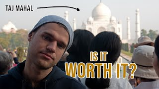 Download Why I didn't like visiting the TAJ MAHAL | Agra, India 🇮🇳 Video