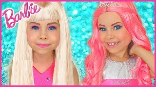 Download Alice Pretend Play how Barbie Doll | Funny video Compilation by kids smile tv Video
