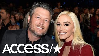 Download Gwen Stefani Had The Look Of Love While Watching Blake Shelton's 2018 ACMs Performance   Access Video