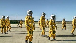 Download U-2 Spy Plane Pilot Lives On The Edge Video