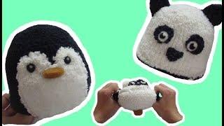 Download DIY omkeerbare knuffel! (van sokken)~ Twee knuffeltjes in één! Video