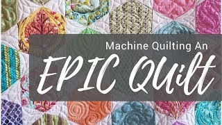 Download Help! How Do I Quilt It? Machine Quilting the Epic Tula Pink Quilt Video