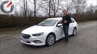 Download Opel Insignia Sports Tourer 2018 2.0 Turbo 191 kW / 260 PS Fahrbericht, Review, Vorstellung Video