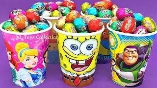 Download Speckled Eggs Surprise Cups Princess Spongebob Toy Story Num Noms Finding Dory Shopkins Care Bears Video
