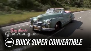 Download ICON Derelict: 1948 Buick Super Convertible - Jay Leno's Garage Video
