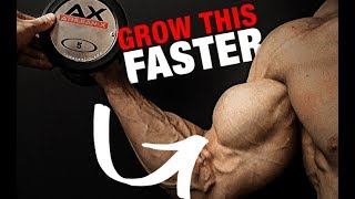 Download How to Get Bigger Biceps (LIGHT WEIGHTS!!) Video