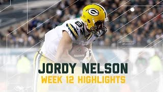 Download Jordy Nelson | Eagles vs. Packers | NFL Week 12 Player Highlights Video