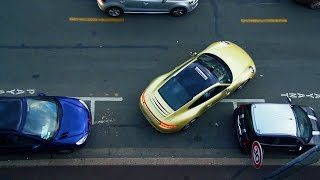 Download What happens if you take your driving test in a Porsche 911? Video