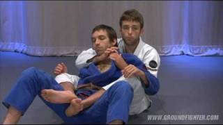 Download Ryan Hall Back Attacks - Finishes Video