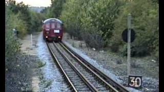 Download Epping Ongar Railway, 1994. Last Train from Ongar (HQ vid) Video