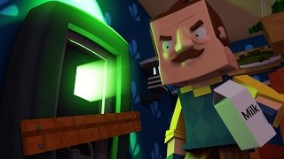 Download Minecraft | Hello Neighbor - NEW UPDATE! (Hello Neighbor in Minecraft) Video