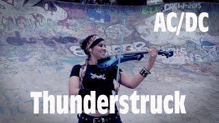 Download AC/DC 💿 en VIOLIN ELECTRICO!! (Thunderstruck)...genial!! Video