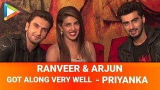 Download Gunday: Priyanka Chopra, Ranveer Singh & Arjun Kapoor fun interview part l Video