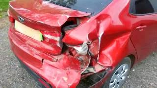 Download часть 1 Киа Рио ремонт кузова в Нижнем Новгороде KIA Rio Auto body repair. Video