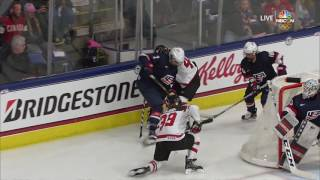 Download Winter Champions Series: USA vs. Canada Women's Hockey Highlights Video
