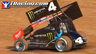 Download iRacing - Sprint Car race at Williams Grove Video