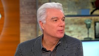 Download Talking Heads' David Byrne talks music industry, film and art Video