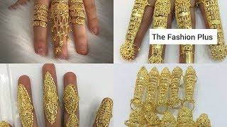 Download Stylish gold ring designs -The Fashion Plus Video