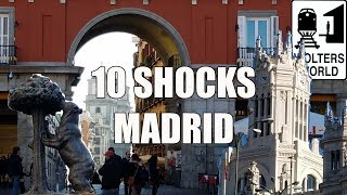 Download Visit Madrid - 10 Things That Will SHOCK You About Madrid, Spain Video