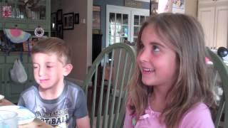 Download Pregnancy Video: Telling Kids We Are Having A Baby (Week 12) Video