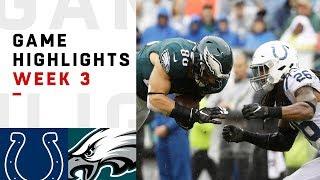Download Colts vs. Eagles Week 3 Highlights | NFL 2018 Video