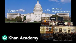 Download How a bill becomes a law | US government and civics | US government and civics | Khan Academy Video