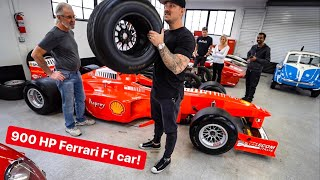 Download HOW TO EMBARRASS SUPERCAR OWNERS? BUY A FERRARI F1 CAR... Video
