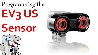 Download How to Program the EV3 Ultrasonic Sensor Video