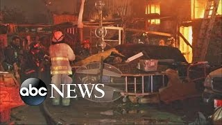 Download Oakland Warehouse Fire Claims at Least 9 Lives Video