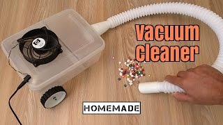 Download How to Make a Vacuum Cleaner - Homemade Video