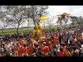 Download Lễ rước vua, chúa lạ mắt ở hội làng Thụy Lôi, Hà Nội Video