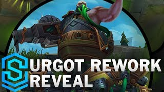 Download Urgot Reveal - The Dreadnought | REWORK Video
