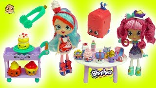 Download Season 8 Shopkins Shoppies Doll World Vacation British Tea Party with Jessicake + Tippy Video