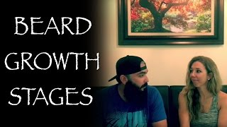 Download Stages of Beard Growth From a Wife's Point of View Video