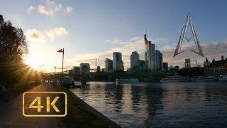 Download FRANKFURT AM MAIN in 4K | GERMANY Video
