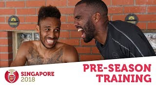 Download SPEED TESTS, PENALTIES & ICE BATHS | #AFCTour2018 Video