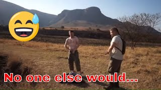 Download Madmongoose African Safari - Stripping to my boxers. Video