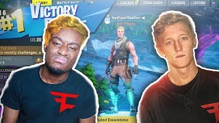 Download I pretended to be FaZe Tfue's 'Lost' Son for 24 Hours in random games... Video