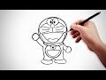 Download สอนวาดรูป | โดเรมอน (อนิเมะ) How to draw cartoons | anime Doraemon Video