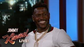 Download Antonio Brown on Tom Brady, Madden Cover & His Kids Video