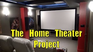 Download How to Build the Ultimate Home Theater - The Burke Home Theater Project Video