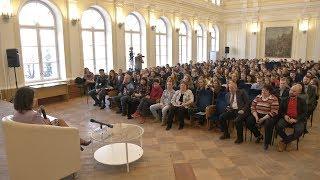 Download Маргарита Симоньян отвечает на вопросы студентов Университета Лобачевского Video