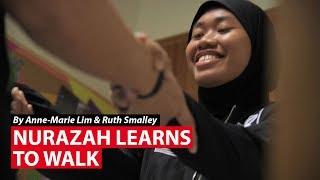 Download Nurazah Learns To Walk | CNA Insider Video