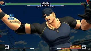 Download King of Fighters XIV: All Supers and Climax Attacks! Video